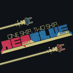 One Ship Two Ship Redshift Bluehift